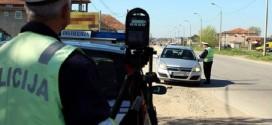 Na području Policijske uprave Banja Luka pojačana kontrola učesnika u saobraćaju sa akcentom na kontroli brzine