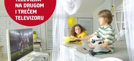 Specijalna ponuda Blicneta za uslugu digitalne televizije:  Gratis priključci televizije na drugom i trećem televizoru u kući!