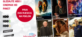 Promotivna ponuda u Blicnetu – HBO i Cinemax paket prva dva mjeseca na poklon